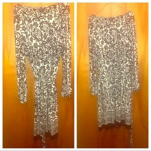 Chaps Paisley Dress